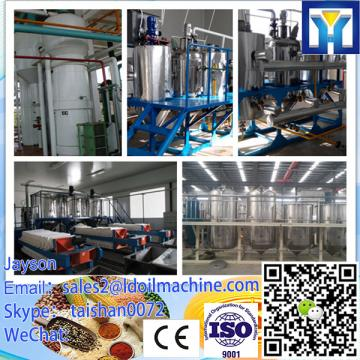 2014 Newest technology! crude coconut oil refinery plants with stainless steel