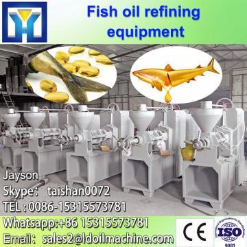 Canola Oil Processing Machine