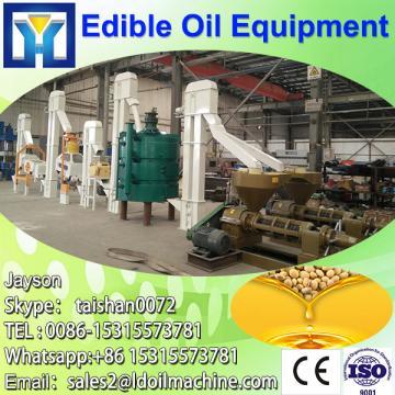 100TPD Dinter rapeseed oil press expeller line