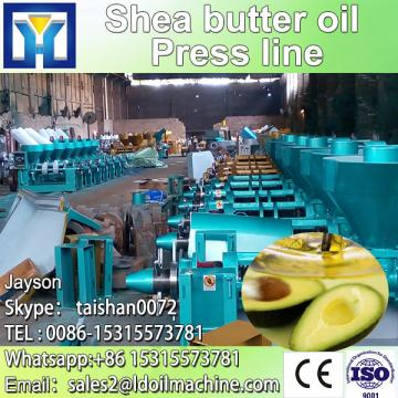 High quality corn germ oil refinery line