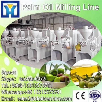 Stable performance coconut oil production line