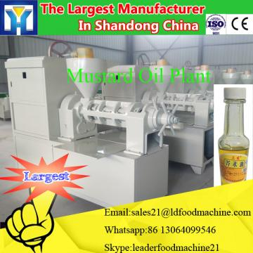 small scale cooking oil bottling machine