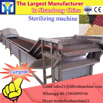 Big capacity continuous microwave nuts heating and roasting equipment for the cahsewnut peanuts