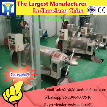Large capacity hydraulic press for oil extraction