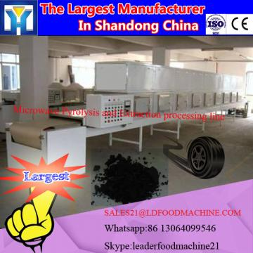 Microwave tyre Pyrolysis and Extraction processing line