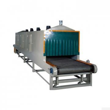 Flexible Design Meet All Industry Needs Mesh Belt Dryer