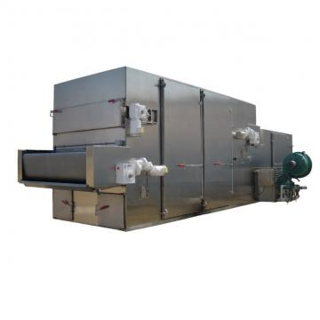 Industrial Food Conveyor Mesh Belt Dryer Drying Machine