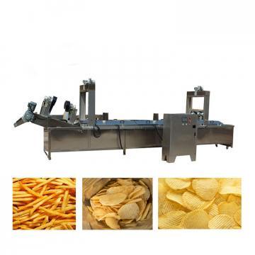 fully automatic potato crisps making machinery