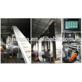 Walnut kernel five layer continuous type hot air dryer