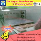 stainless steel Lentinus edodes Industrial continuous microwave drying machine