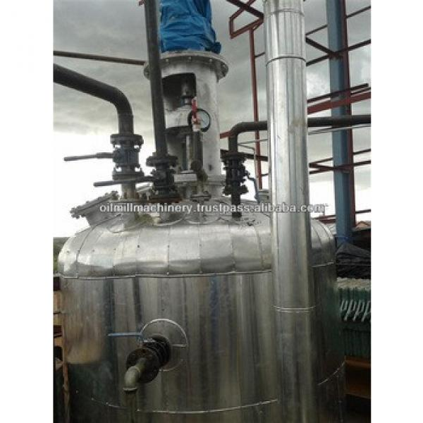 20-2000TPD Palm Oil Fractionation Plant with CE and ISO #5 image