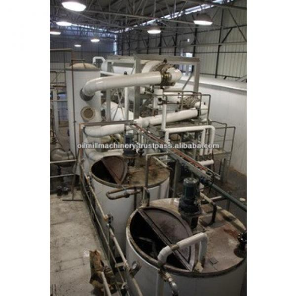 Original Manufacturer of palm oil refining machine with CE ISO 9001 certificate #5 image