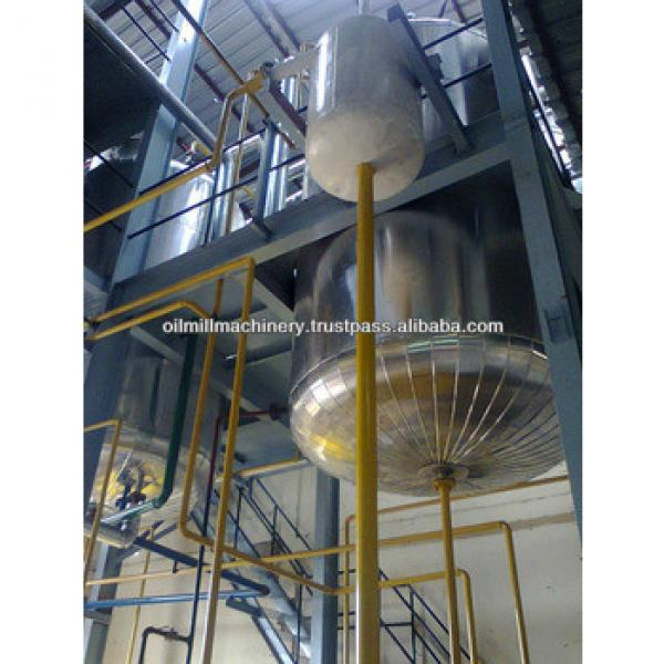 Crude Palm oil refinery process refinery plant manufacturer with CE and ISO #5 image
