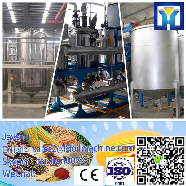 100kg large capacity chestnut roasting machine #4 image