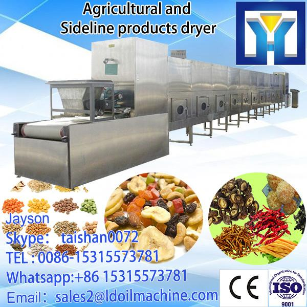 industrial-automatic drying&sterilizing machine for fruits #5 image
