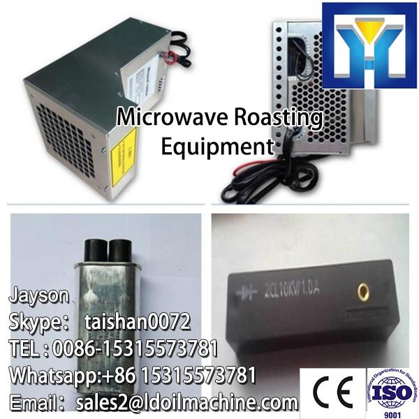 Industrial tunnel conveyor belt microwave dryer machine for egg tray #3 image