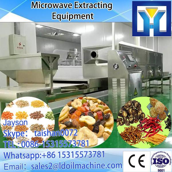 microwave machine for drying poplar board #2 image