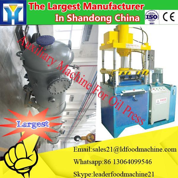 LD famous brand easy operation 6YY-230 mini sesame oil press machine 35-55kg/h #1 image