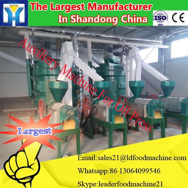 6YL-130 hand crank oil press250-400kg/h #1 image