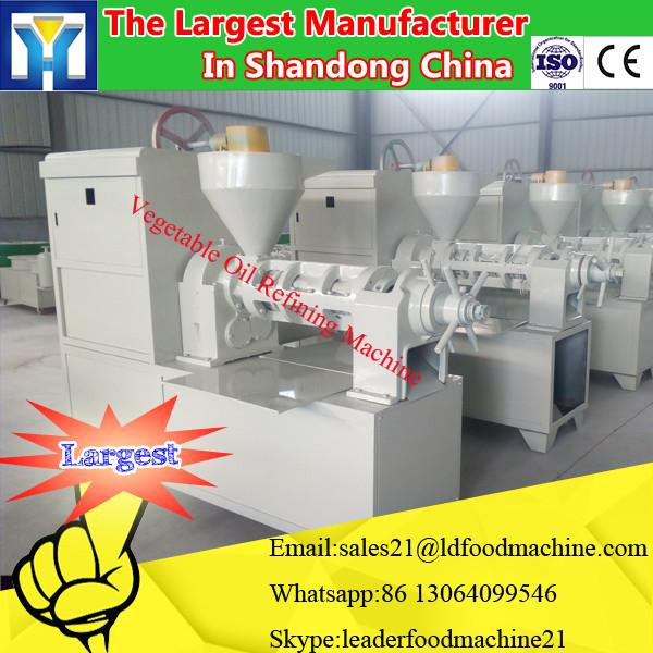 50 to 100 tons per day capacity of edible oil production including a filling line plant palm oil fractionation machine #1 image
