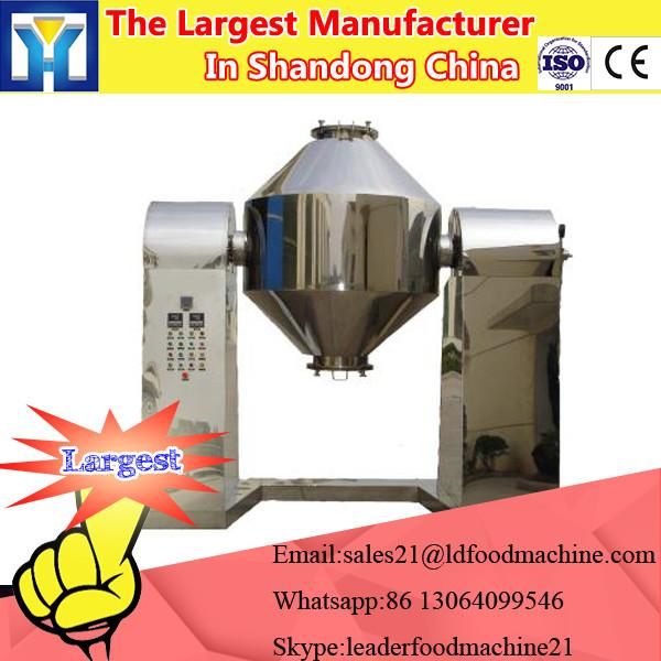 Continuous tunnel belt microwave dryer and sterilizing machine #3 image