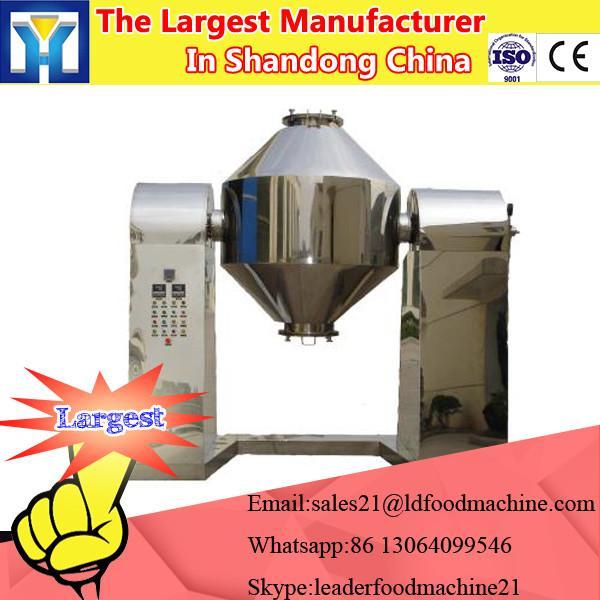 Tunnel type industrial microwave Alpinia katsumadai dryer machine #3 image
