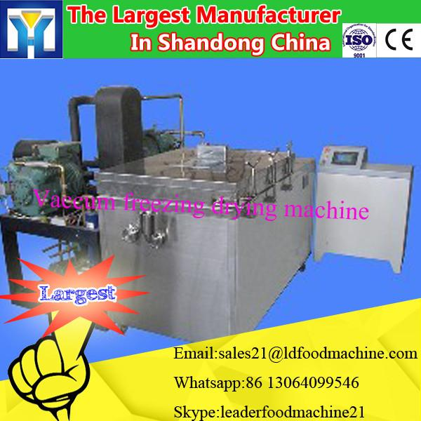 60kw NEW technology carrot slice vegetable drying heat blanching equipment #1 image