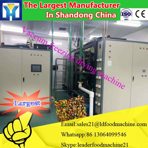 China good effective 60KW big quantity out put nuts roasting equipment #1 image