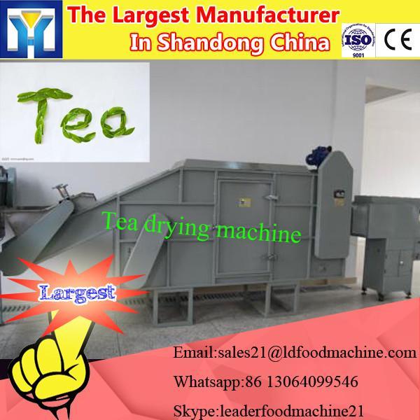 Even heating moringa leaf /tea leaves drying machine #1 image