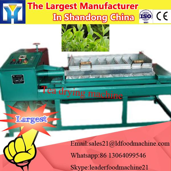 China good effective 60KW big quantity out put nuts roasting equipment #3 image