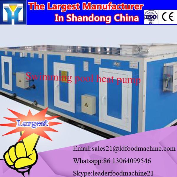 Air source heat pump tea / leaf / flower dryer #3 image