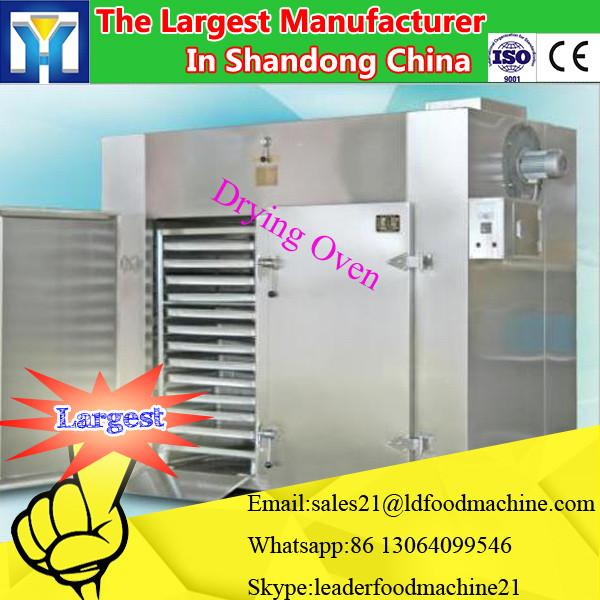 Industrial microwave Chinese medicinal herb pills dryer #2 image