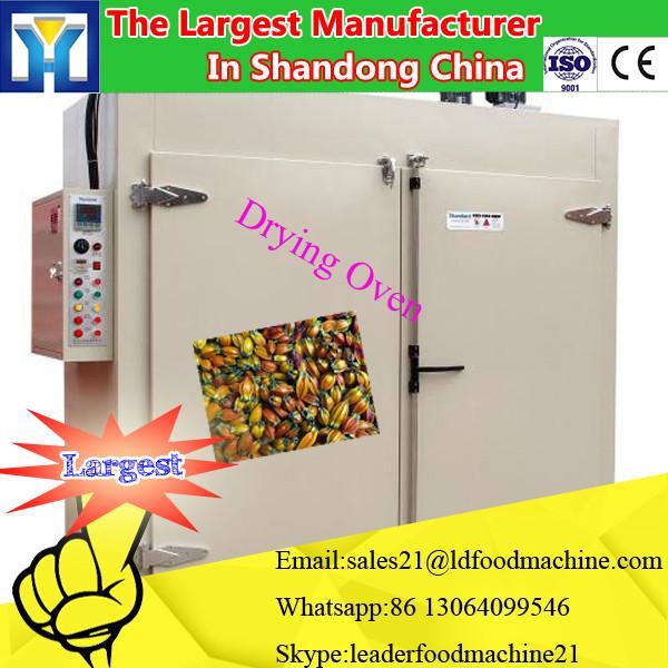big capacity almond nuts microwave roasting equipment #3 image