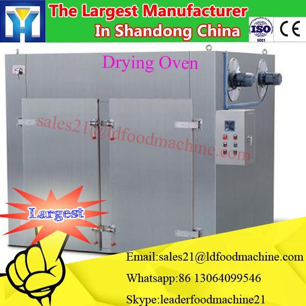 60KW big capacity pine nuts microwave roasting equipment #1 image