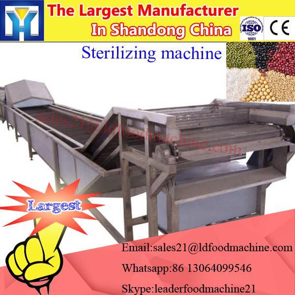60KW big capacity pine nuts microwave roasting equipment #2 image