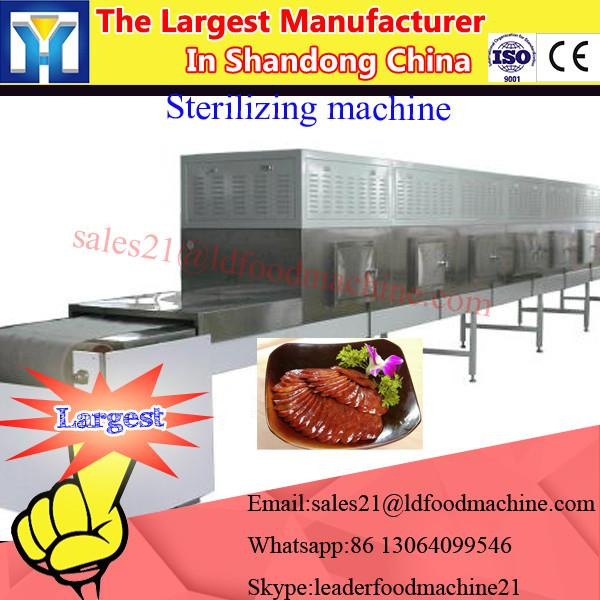 high effciency and energy saving tunnel microwave oven with CE #3 image