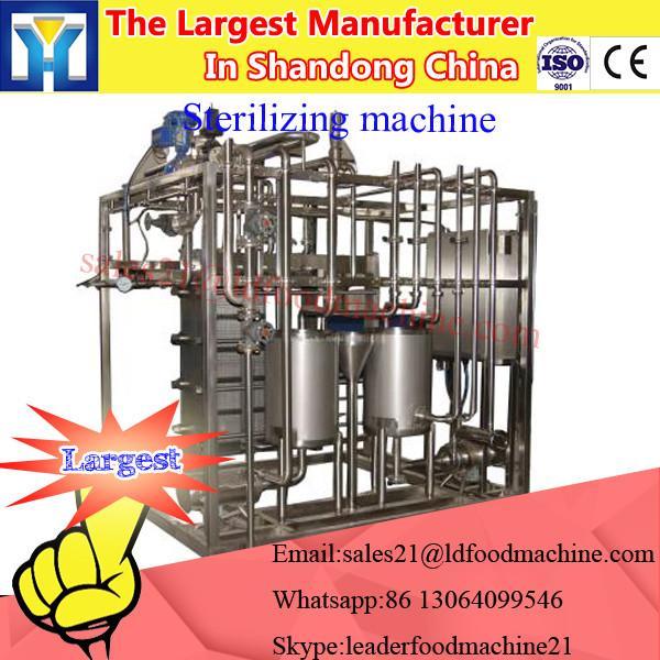 big capacity almond nuts microwave roasting equipment #1 image