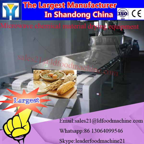 60KW big capacity contunuous professional microwave tunnel type coffee beans roasting equipment #1 image