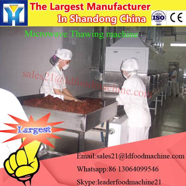 brown dried bamboo-shoot microwave drying machine #3 image