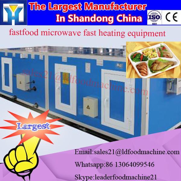 brown dried bamboo-shoot microwave drying machine #1 image