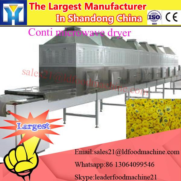 The Conveyor Belt Microwave Dryer Oven Machine #1 image