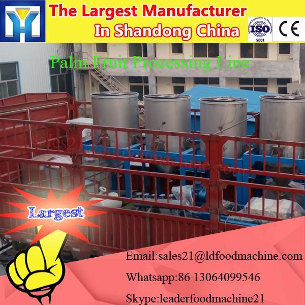 3TPD automatic cold press coconut mini oil milling machine for copra oil #2 image