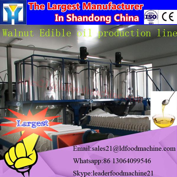 Alibaba golden supplier Rapeseed oil extraction machine production line #2 image