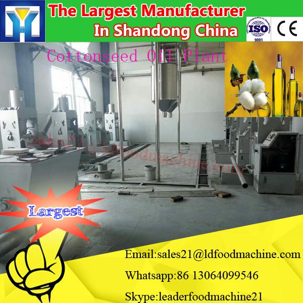 Best price High quality completely continuous crude Castor oil refine machinery #1 image