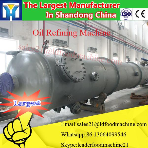 home use High yield efficiency screw/hydraulic Crude soybean oil refinery for sale #2 image