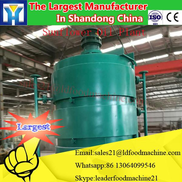 home use mini hydraulic presser Edible oil refinery equipment best selling oil cooking plant #2 image