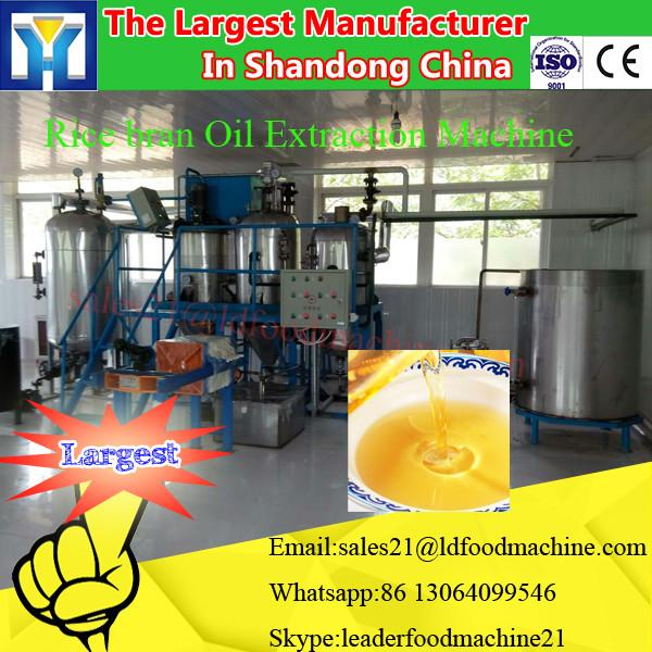 Alibaba golden supplier Rapeseed oil extraction machine production line #1 image