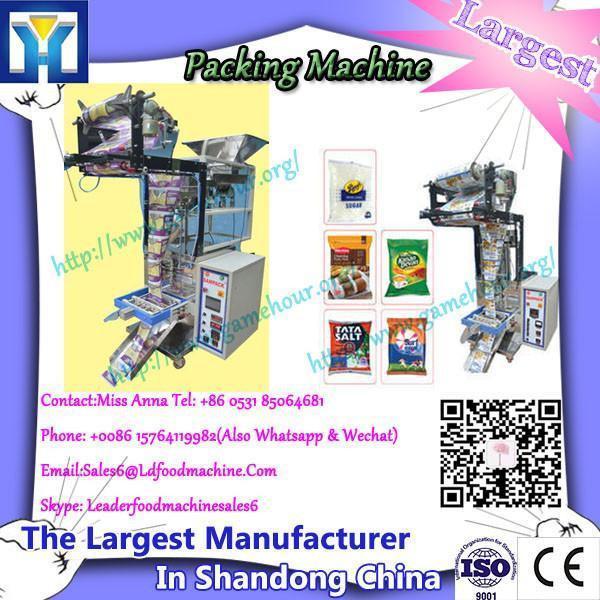 High-efficiency Sterilizer Moringa leaf powder microwave dryer #1 image