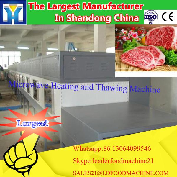 Microwave Soybean Heating and Thawing Machine #1 image