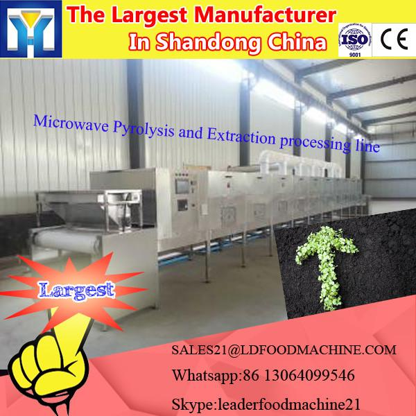 Microwave tire Pyrolysis and Extraction processing line #1 image
